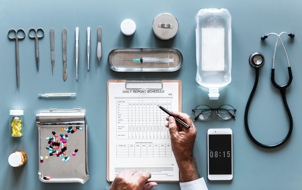 Future Tech Advancements for Healthcare Environments