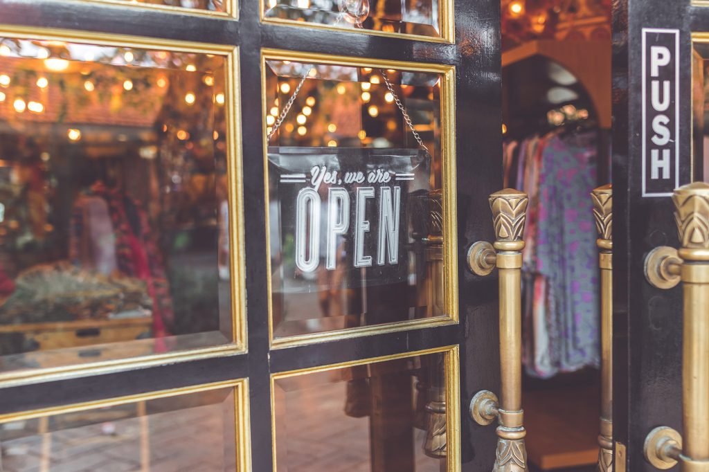 Three tips to creating a successful pop-up store
